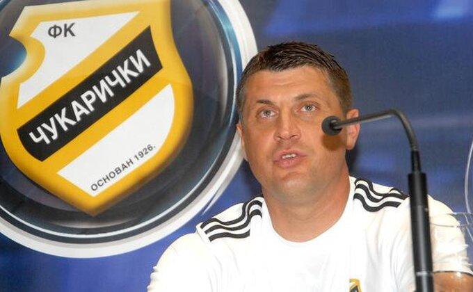 """Milojević: """"Najbolja sezona u istoriji kluba"""""""