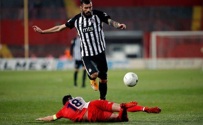 Jokić bez dileme, Partizan dvostruko oštećen u Novom Sadu!