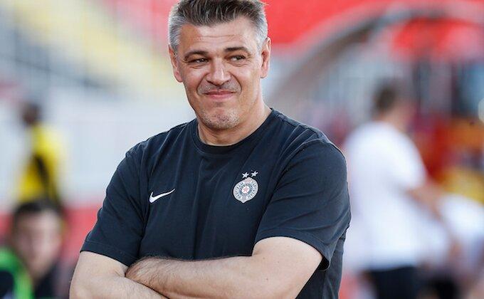 """Milošević: """"Ako postoji trener na svetu koji ovo može da podigne, onda je to Sale"""""""