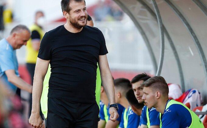 Lalatović zasukao rukave, stigao bivši golman Zvezde