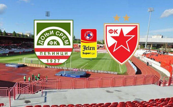 JSL: Donji Srem - Crvena zvezda 1-3 (KRAJ)