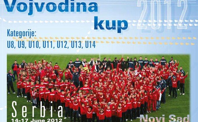 Voša - Završen dečiji festival, legende kluba uručivale nagrade
