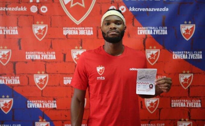 Bivši košarkaš Partizana se prvi put oglasio u crveno-belom!