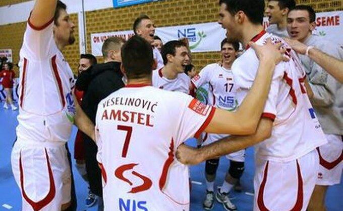 Šokantan poraz Kragujevčana, Voša u finalu!