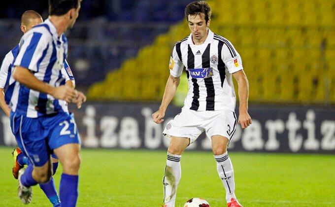 Volkov rekao uslove, na redu je Partizan