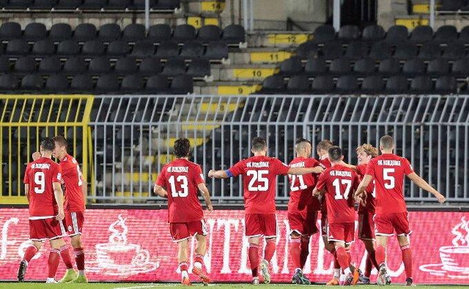 Igračima Voždovca neprijatno, trener Damjanović zna kako iskoristiti izolaciju!