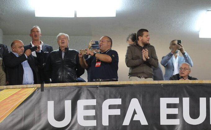 """Antić je bio veliki čovek i legenda Partizana"""