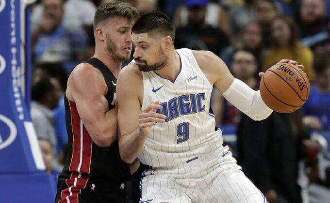Povreda Vučevića, Orlando bez najboljeg igrača do kraja godine?