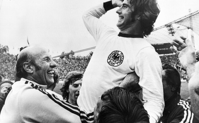 Fudbalski svet u suzama - preminuo Gerd Miler