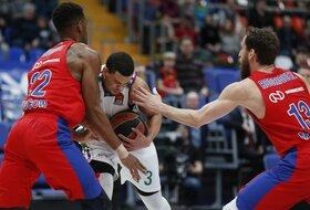 Hamburg reagovao nakon Partizana, stiglo NBA pojačanje