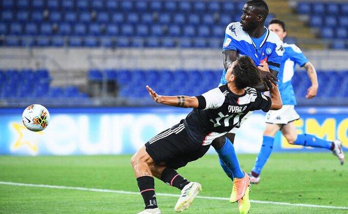 """Bitka na """"Olimpiku"""", penali za trofej Napolija!"""