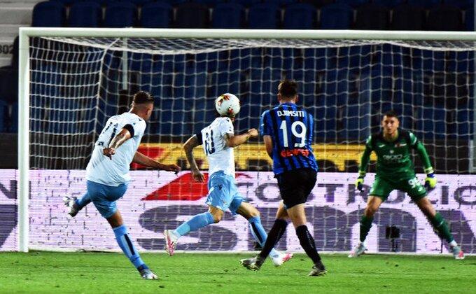 Džekove genijalnosti održale Romu, Laciju malo fantastičan gol Sergeja!