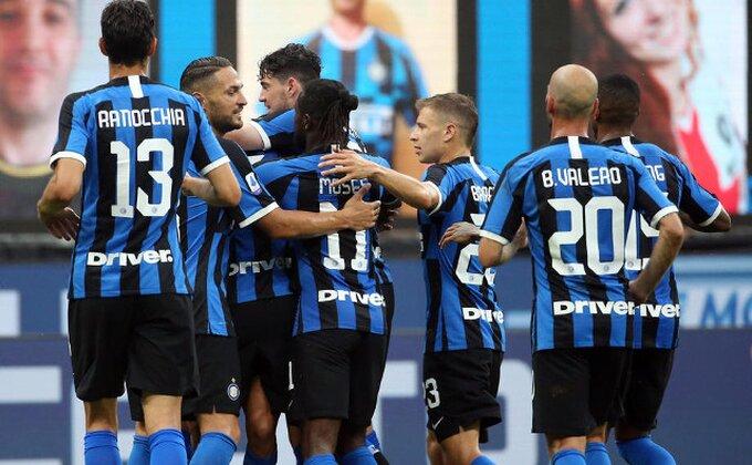 Handanović zabrljao, ispravljeno za 15 minuta - Interu bodovi!