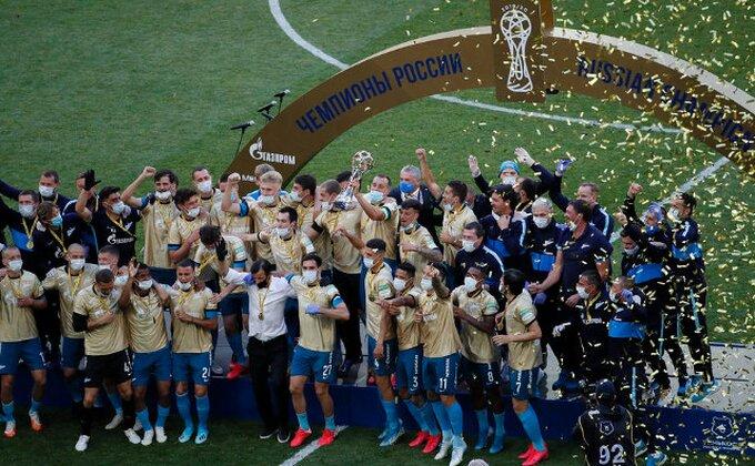 Zenitu SVE u Rusiji, Nikolić bez trofeja!