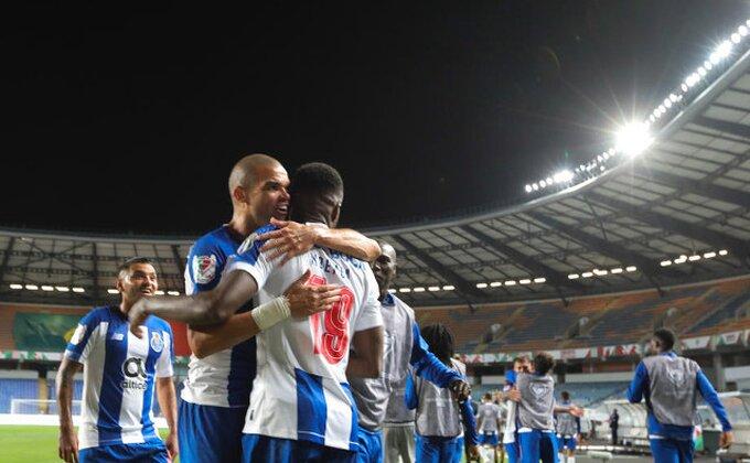 Porto stigao do duple krune i to sa igračem i trenerom manje!