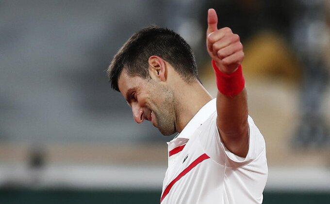 RG, sedmi dan - Poznato kada igra Novak