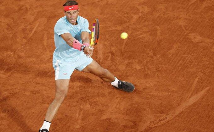 RG - Nadal prepustio protivniku samo pet gemova