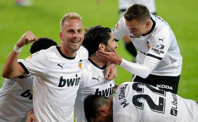 Valensija i Bilbao podelili bodove u goleadi na Mestalji