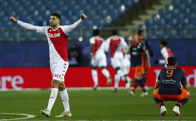 Liga 1 - Monako vodio 3:0, pa strepeo!