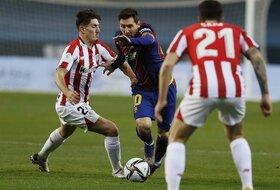 Šta je izgubila Barsa?! Super kup ode u Baskiju!
