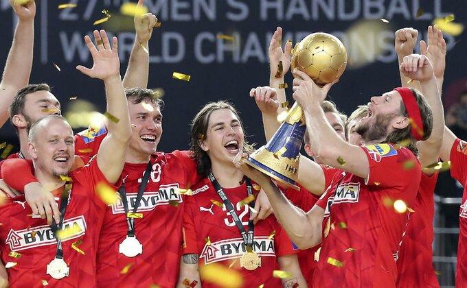 Hansen MVP!