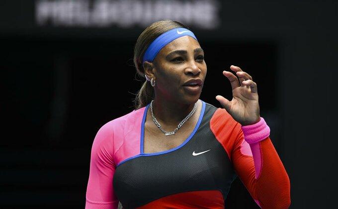 RG - Ispala bivša šampionka, Serena stigla do drugog kola