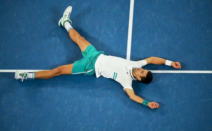 """""""Novak će oboriti rekord i po broju gren slemova, pa da vidim šta će onda da izmisle"""""""