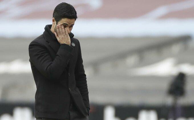 """Još jedno odbijanje: Fudbaler drugi put rekao """"NE"""" Arsenalu"""
