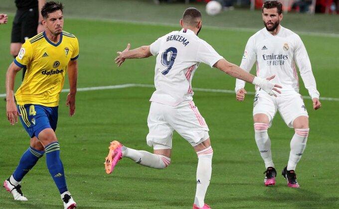 Benzema nezaustavljiv, Real na vrhu!