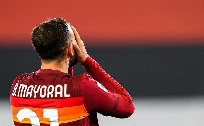 Roma u agoniji, dogodine ni u Ligi konferencija?