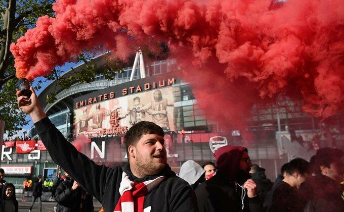Arsenal - dugoročan ugovor mladom golmanu