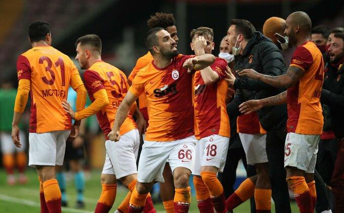 Ko ovu dramu režira? Četiri penala za Galatu - Tri tima u poslednjem kolu jure titulu u Turskoj