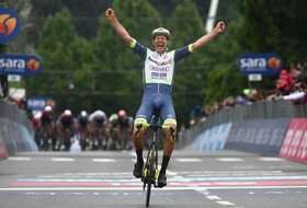Holanđaninu treća etapa na Điro d'Italiji