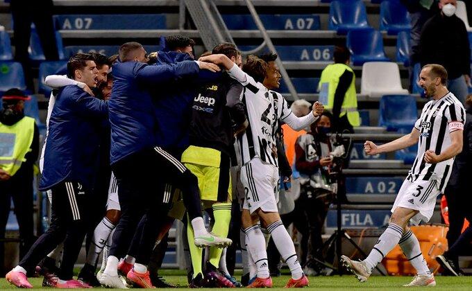 Nije sve tako crno u Juventusu, ima i nešto sjajnog! Trofej Kupa ide u Torino!