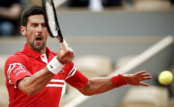Počele završne pripreme pred US Open - Novak stigao