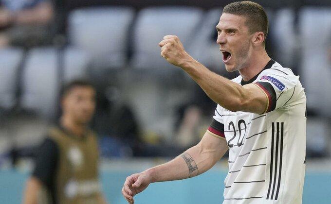 """Gosens posle pobede nad Portugalom: """"Ronaldov dres? Danas ga nisam pitao"""""""