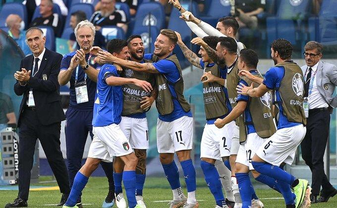 """Italijani i sa """"B"""" timom pokazali snagu, Velšani idu dalje!"""