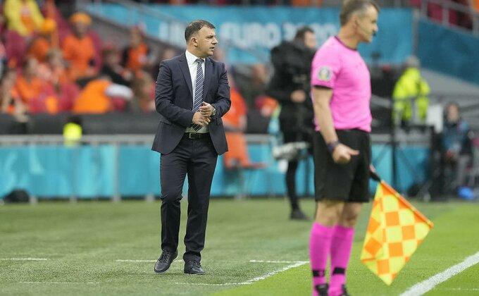 """Posle Pandeva i Angelovski: """"Ovo je moja poslednja utakmica na mestu selektora"""""""
