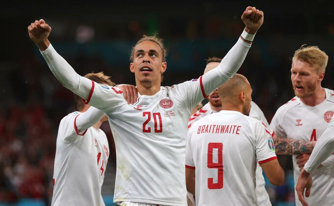 Danska deklasirala Rusiju za drugo mesto, Lukaku i De Brujne srušili snove Fincima