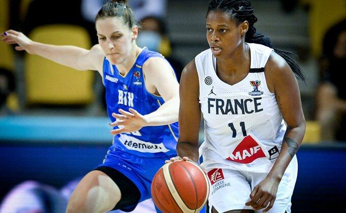 Svaka čast! Srpska snajka trudna uzela medalje na OI i Evrobasketu!