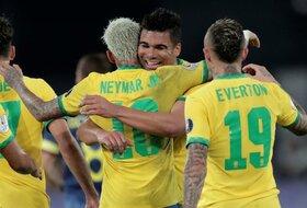 Brazil u 100. minutu do pobede, Kolumbija zbunjena