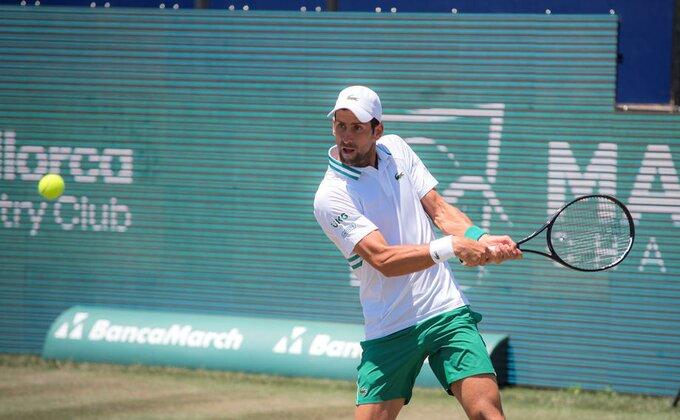 Majorka - Novak u finalu!