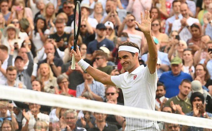 Meč za mali deo istorije - Federer počistio Gaskea, sada sledi ozbiljan test