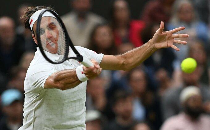 """Federer """"trokorakom"""" do četvrtfinala, Zverev razočarao!"""
