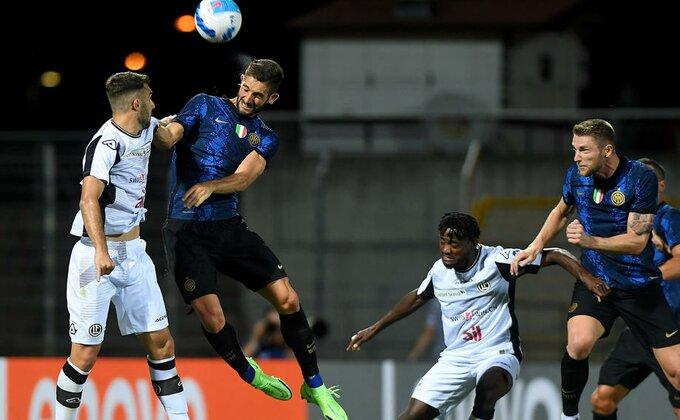 Milanova teniska pobeda i Kerkezova dva, Inter preko penala nadmudrio Lugano