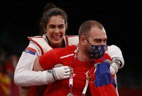 Milica ne skida osmeh sa lica - Kako je biti najbolja srpska sportistkinja svih vremena?