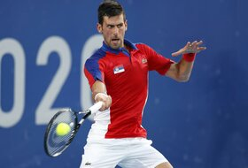 Novak se rano nameračio na Nišikorija - Srbin na pola puta do polufinala