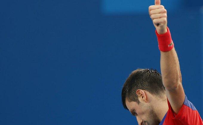 """Teniski velikan prognozirao pre mesec dana: """"Novak će izgubiti na OI, ali će osvojiti US open"""""""