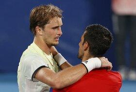 Zverevu žao što je pobedio - Rus odao priznanje našem teniseru