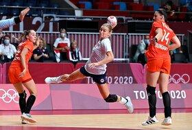 Rukometašice Norveške i Rusije i polufinalu OI